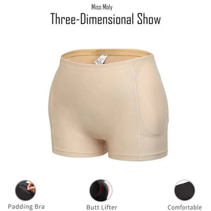 Everie™ Butt Push Up Panties - Everie Woman