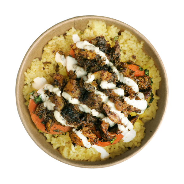 Everyday Levantine Rice