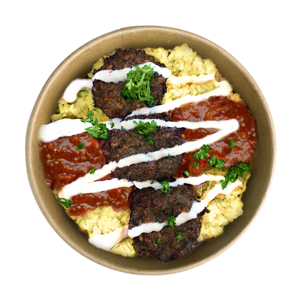 Everyday Falafel Rice (Ve)