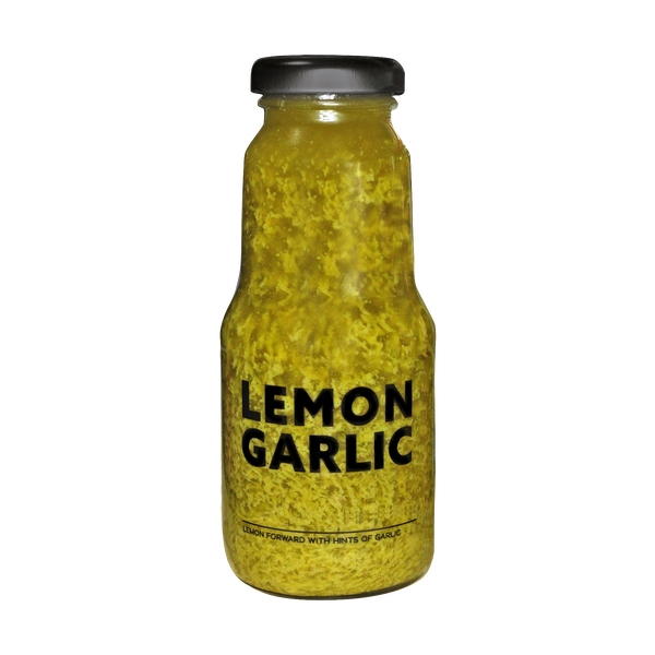 Lemon Garlic Dressing (Ve) - 250ml