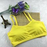 Sports Padded Tank Top Bra