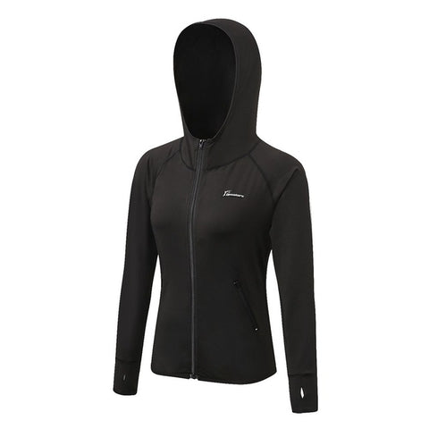 Running Hooded Jacket