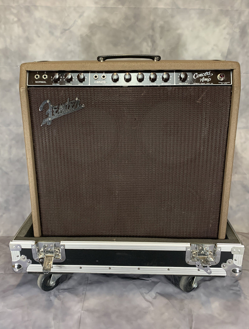 Fender Concert 1960-61 Vintage Amplifier Fuzz Audio