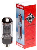 GZ34-TK Telefunken Black Diamond New Production Tubes Fuzz Audio