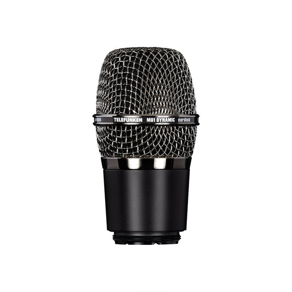 M81-WH Wireless Capsule (Wireless capsule version of the M81 Universal Dynamic) Telefunken Elektroakustik Dynamic Series Microphone Microphones Fuzz Audio