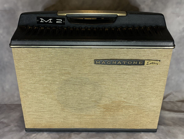 Magnatone M2 Vintage Amplifier Fuzz Audio
