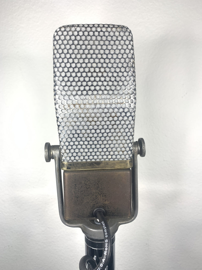 RCA 44A - Vintage Ribbon Microphone Microphones Fuzz Audio
