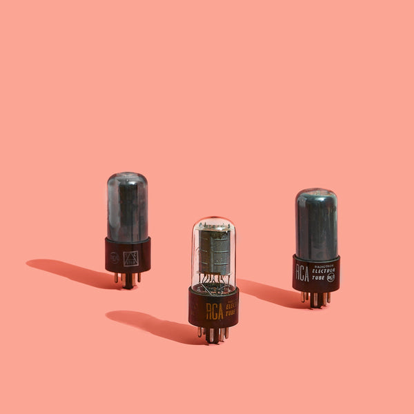 RCA 6V6 (Options) NOS Tubes Fuzz Audio