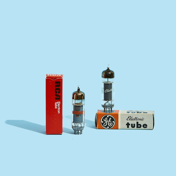 US 6BQ5/EL84 (Options) NOS Tubes Fuzz Audio