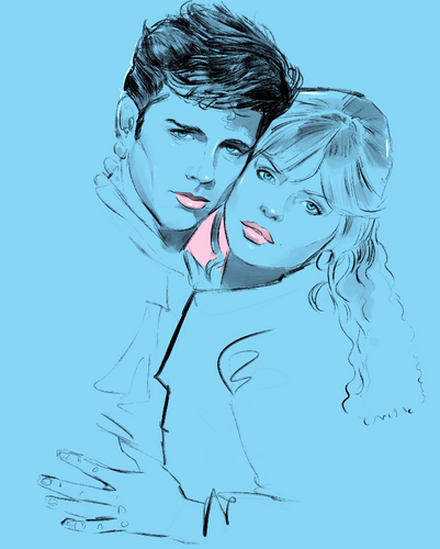 Grease 2 by Ego Rodriguez