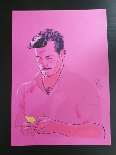 Henry Post It by Ego Rodriguez