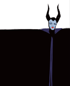 Maleficent by Ego Rodriguez