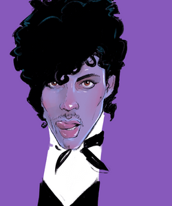 Prince by Ego Rodriguez