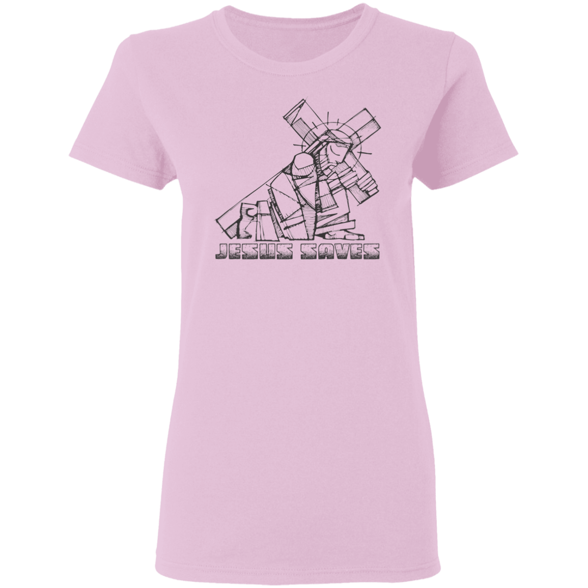 Ladies' Tee (light colors)
