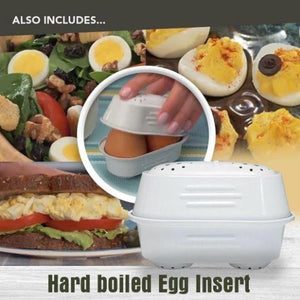 microwave scramble egg maker