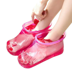 massage foot bath shoes