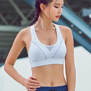 high support sport bra