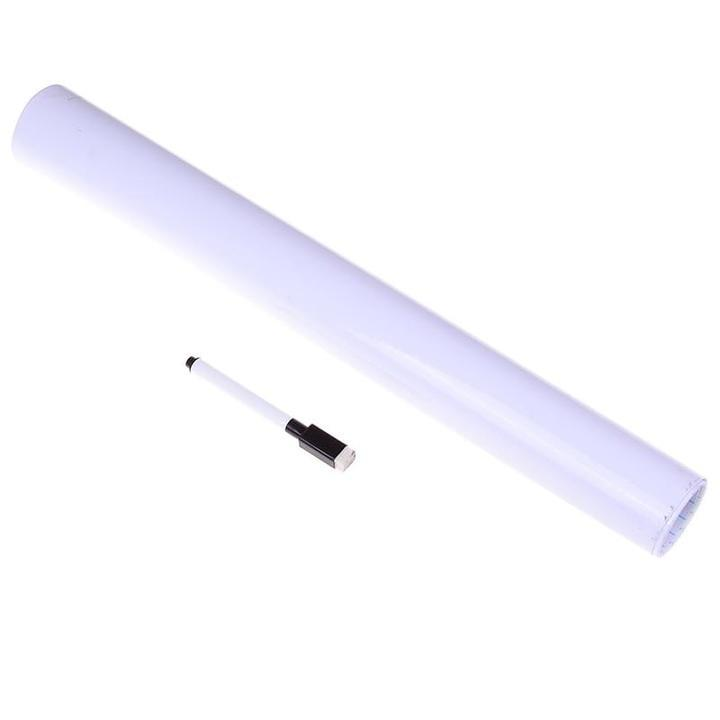 restickable whiteboard paper