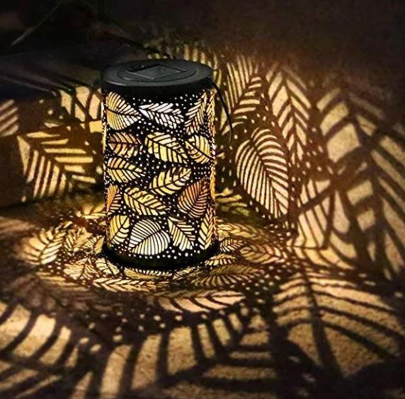 solar hollow light