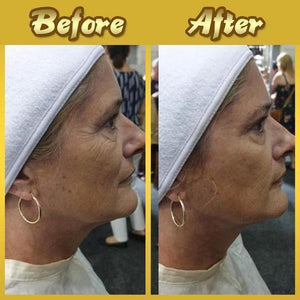 24k gold collagen peel off mask