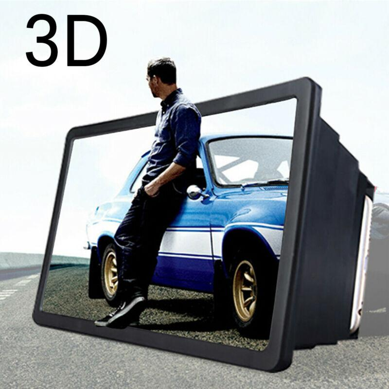 2019 latest 3d portable universal screen amplifier