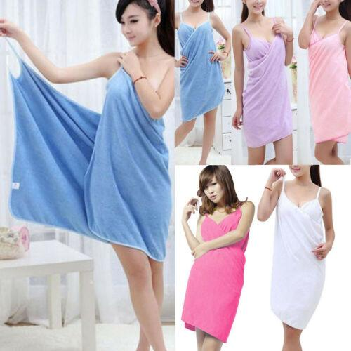 quick dry microfibre towel dress