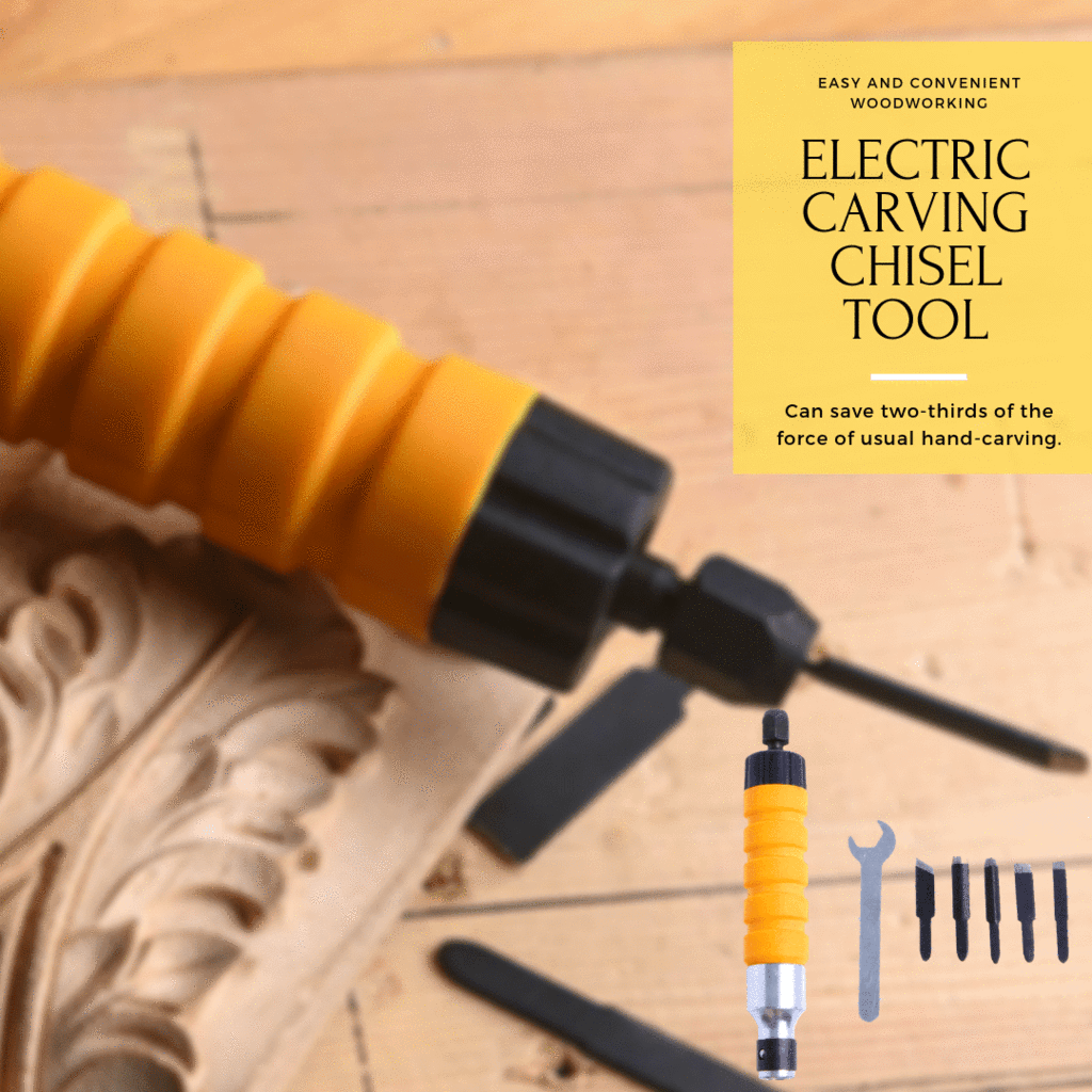 electric carving chisel tool