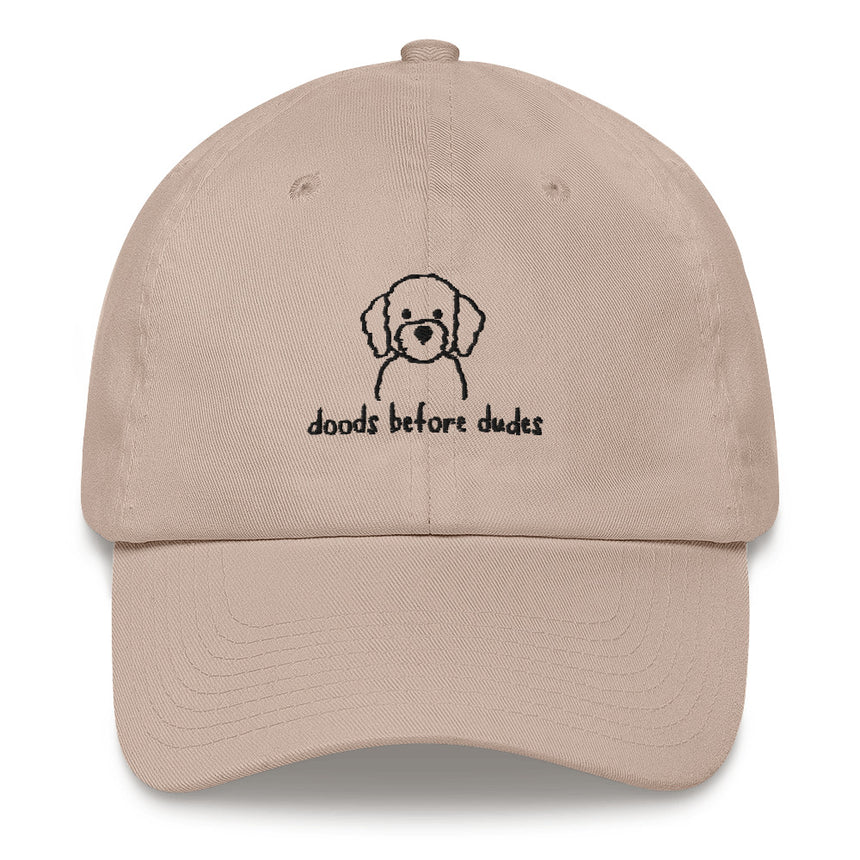 Doods Before Dudes Embroidered Hat