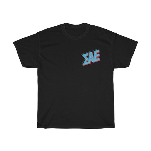 SAE 3-D Pocket-Tee