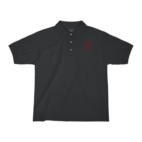 Daily Aztec - Embroidered Polos