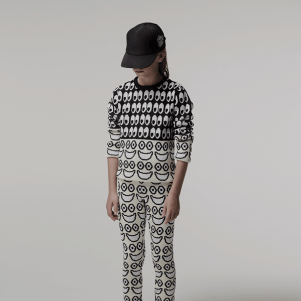 Fatal Knit Pants ▲ Multi