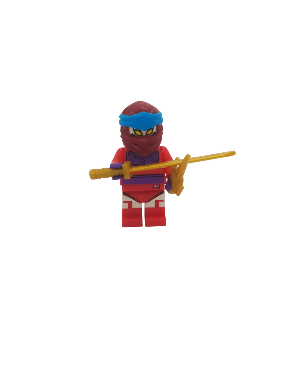 Cool Ninja figure with accesories