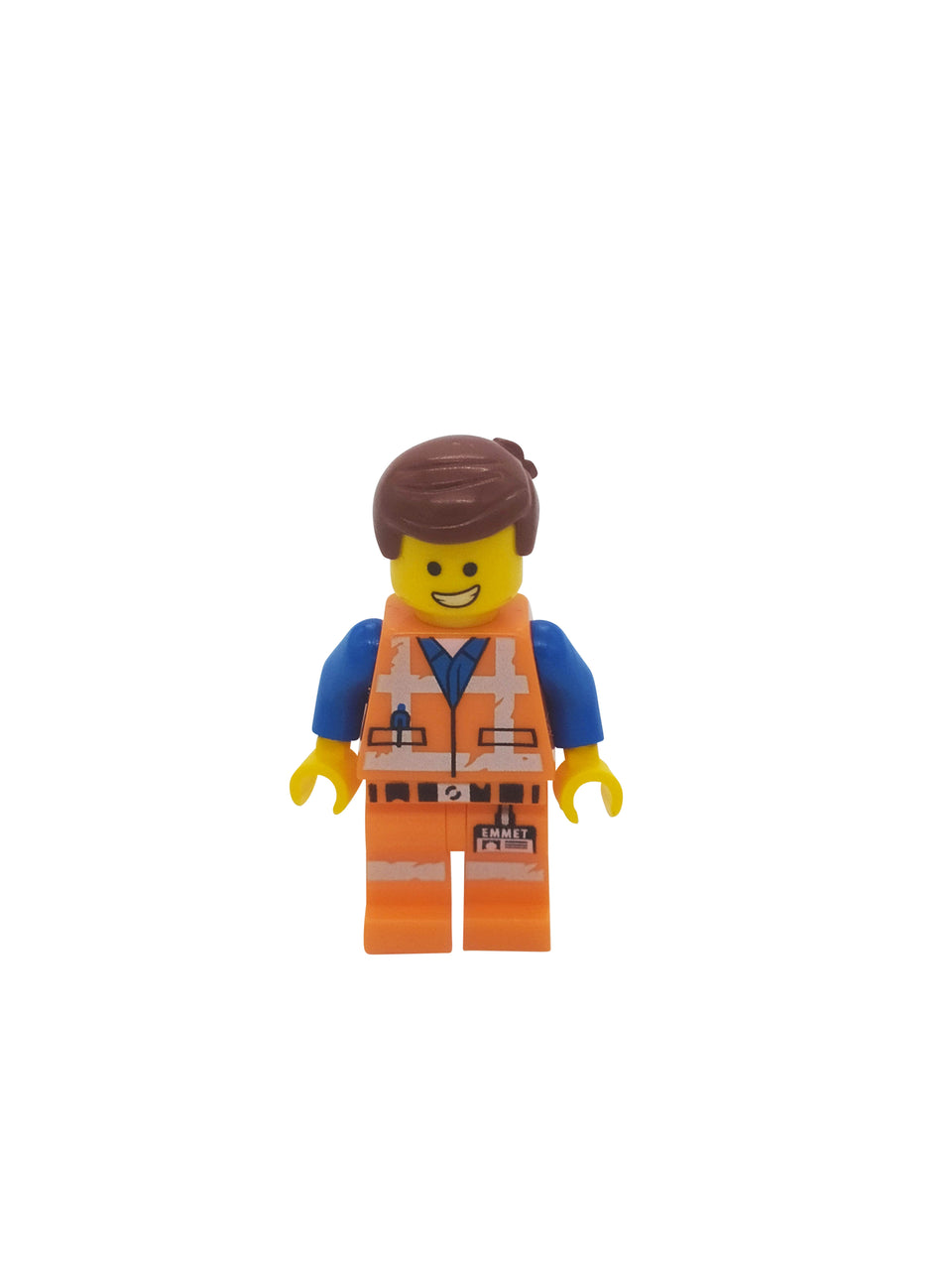 the lego movie 2 minifigure emmet