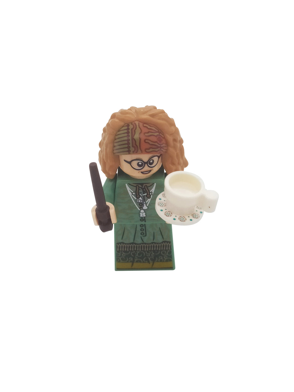 LEGO Harry Potter Series -  minifigure Professor Sybil Trelawney - 71022
