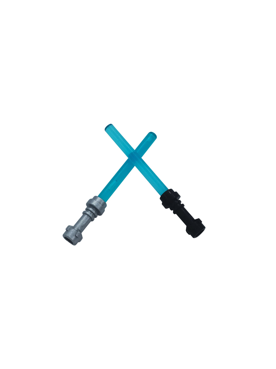 pair of Light Swords - Star Wars Lego