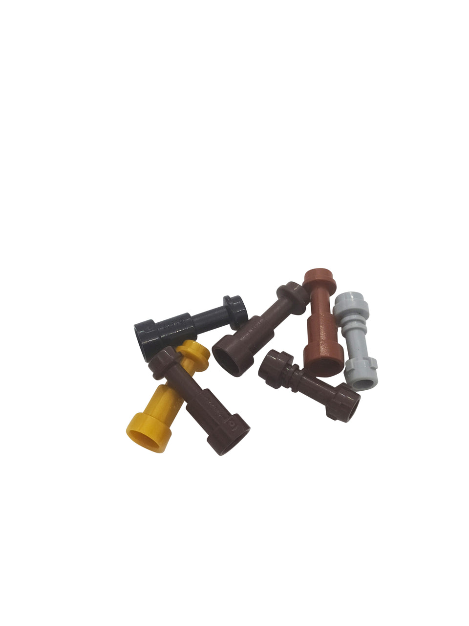 mix of binoculars in all kinds of colors for Lego characters