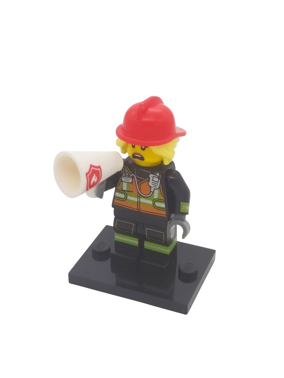 LEGO 71025 Lego Series 19 Minifigures - Lady Fire Chief