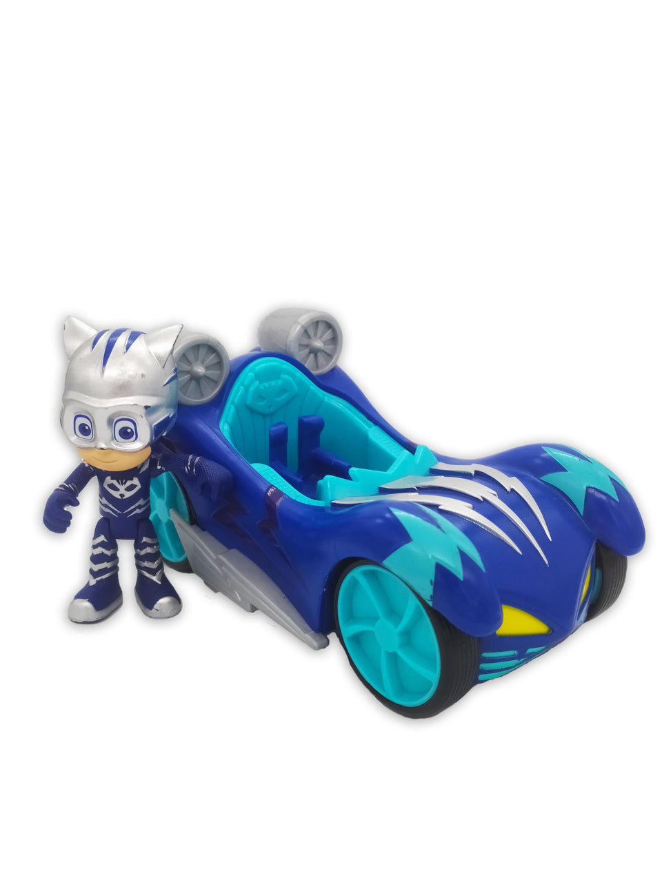 PJ Masks - Catboy Vehicle & Figure