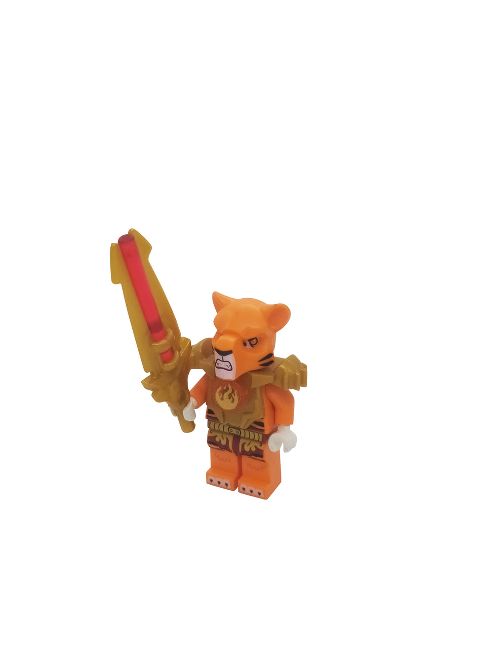 lego chima special minifigure with sword