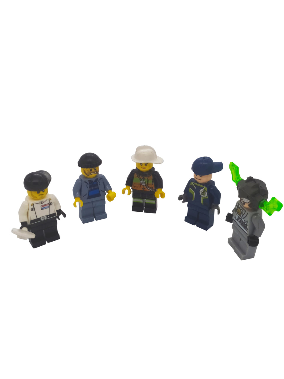 5 lot of Lego special  Minifigures #1 1