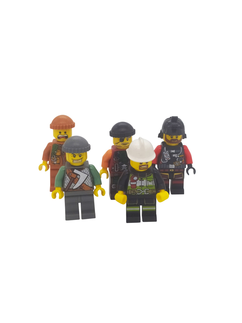 5 lot of Lego special Minifigures #3
