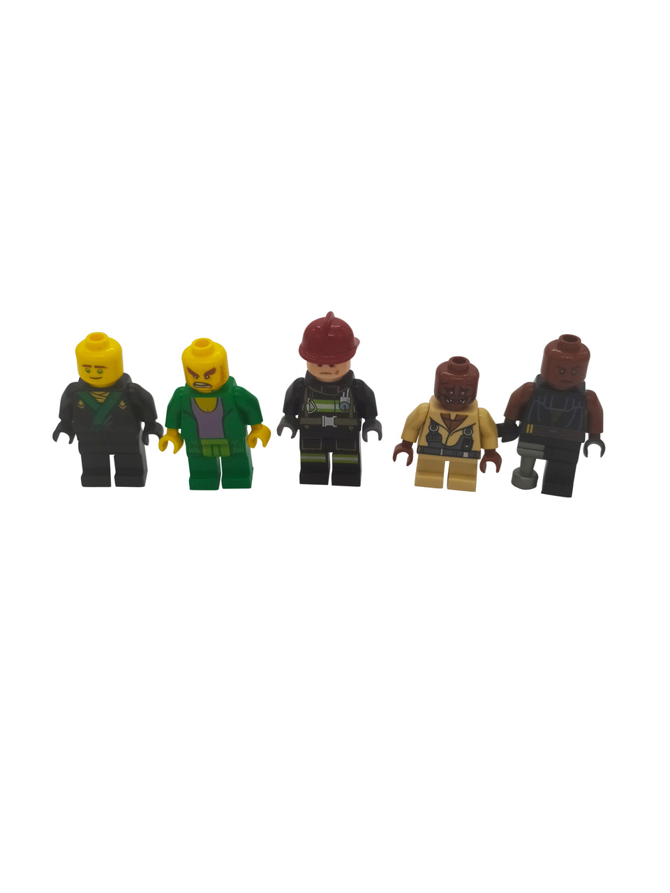 5 lot of lego special Minifigures #4