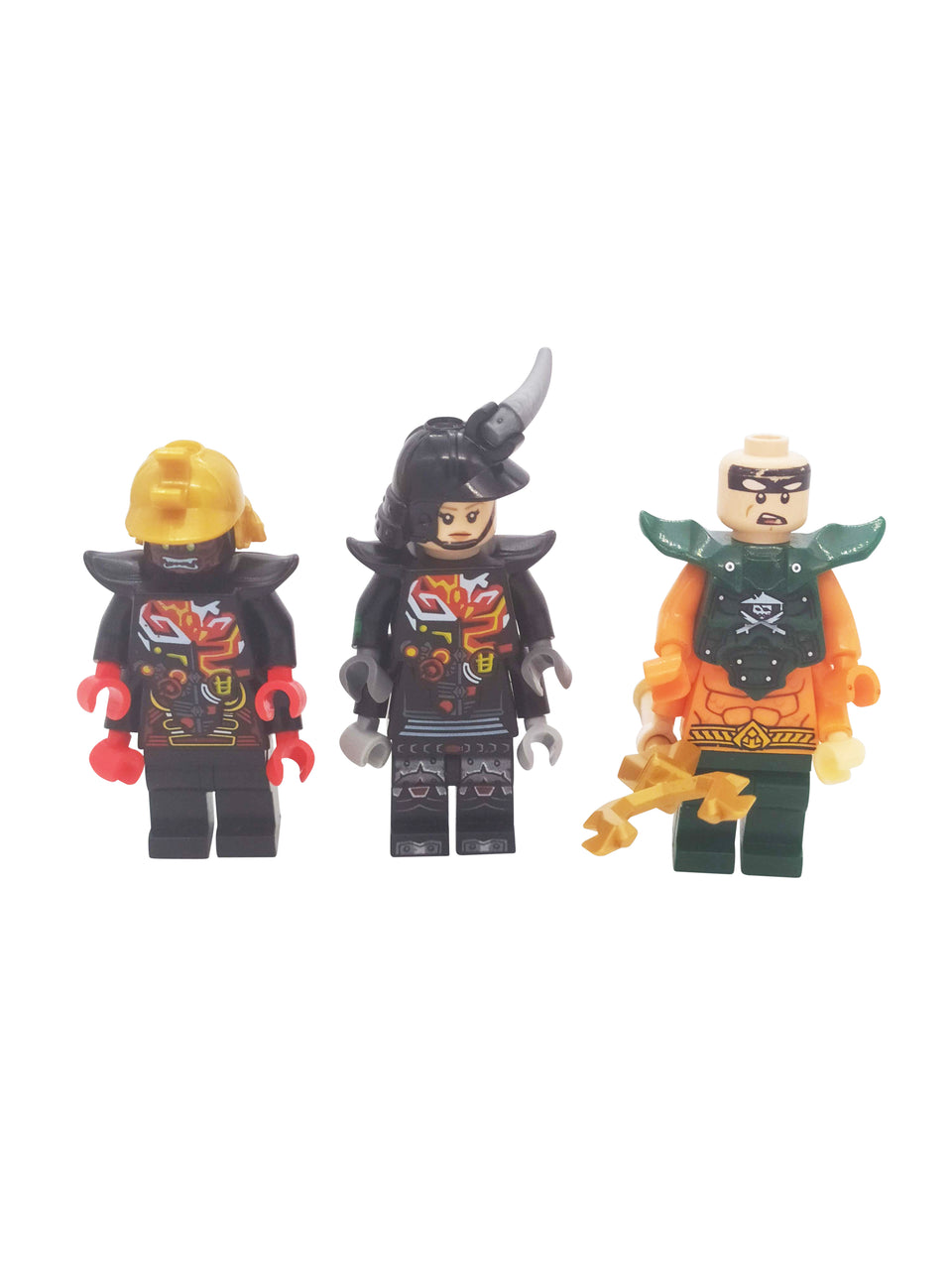 special Trio of minifigure lego #3