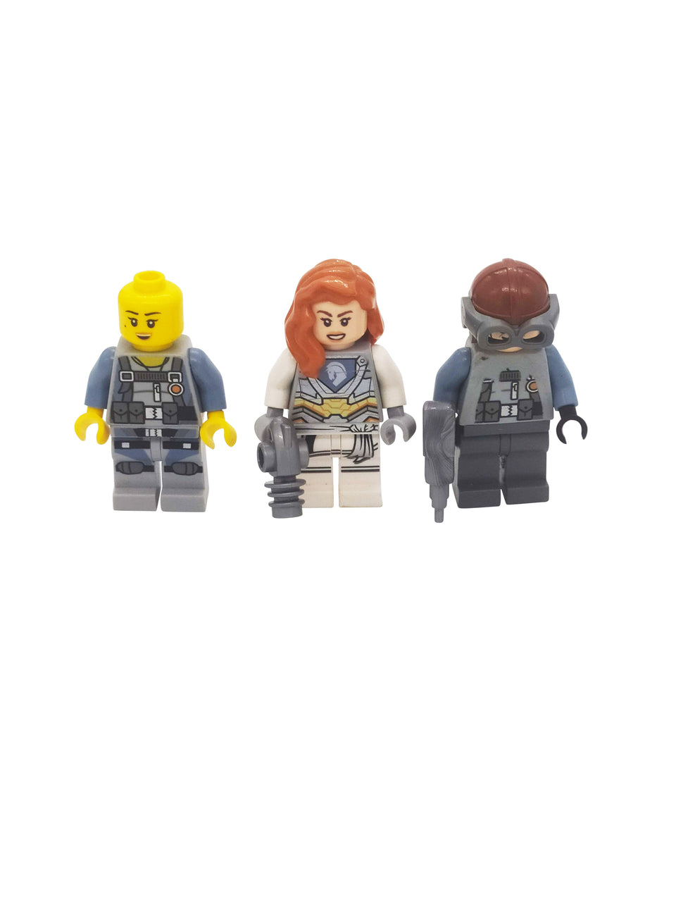 special Trio of minifigure lego #11