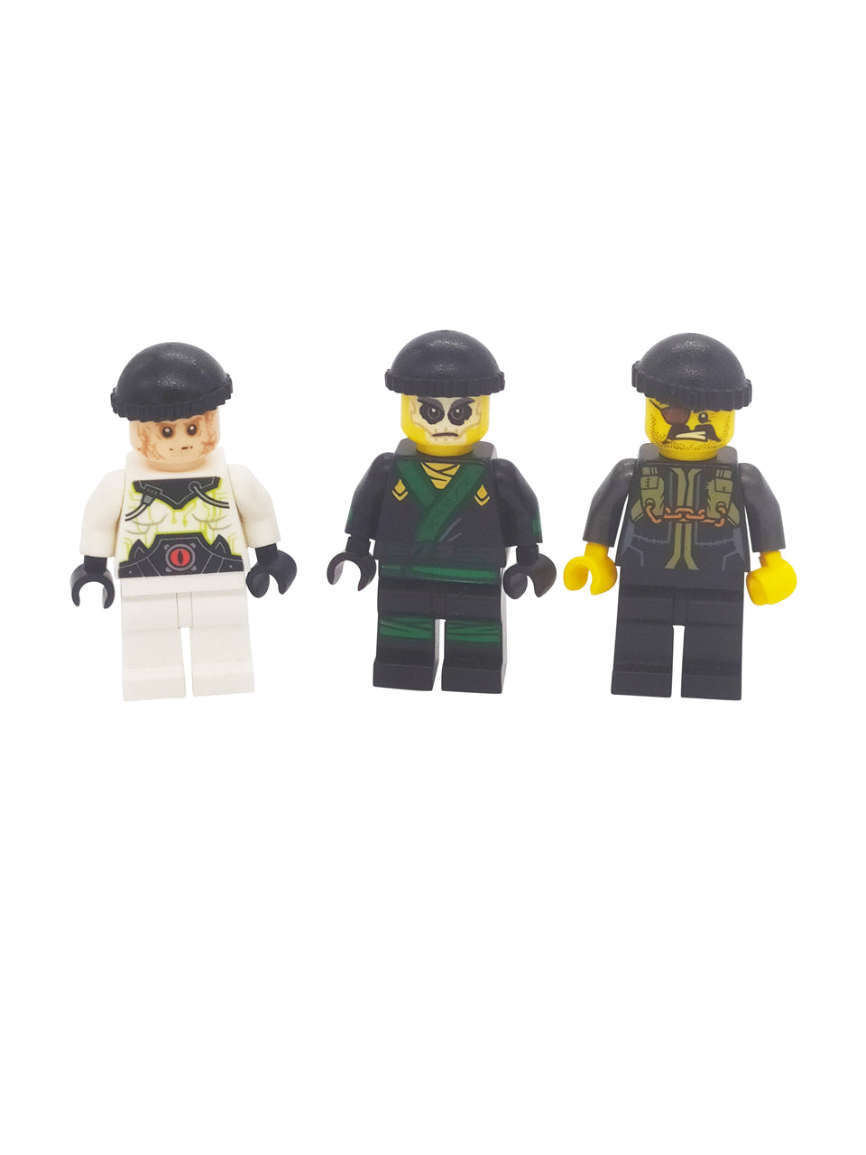 special Trio of minifigure lego #13