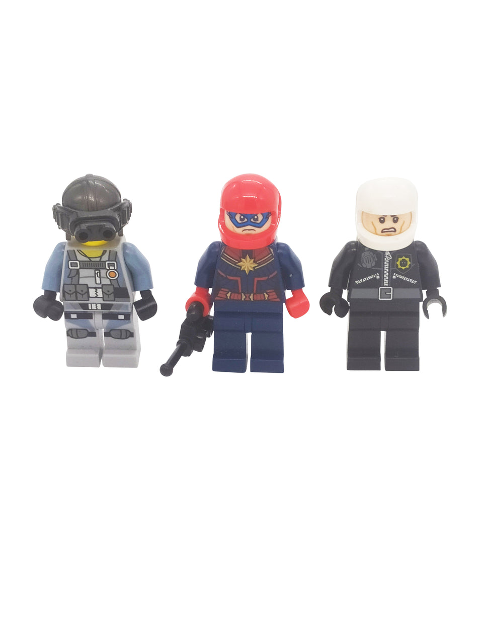 special Trio of minifigure lego #14