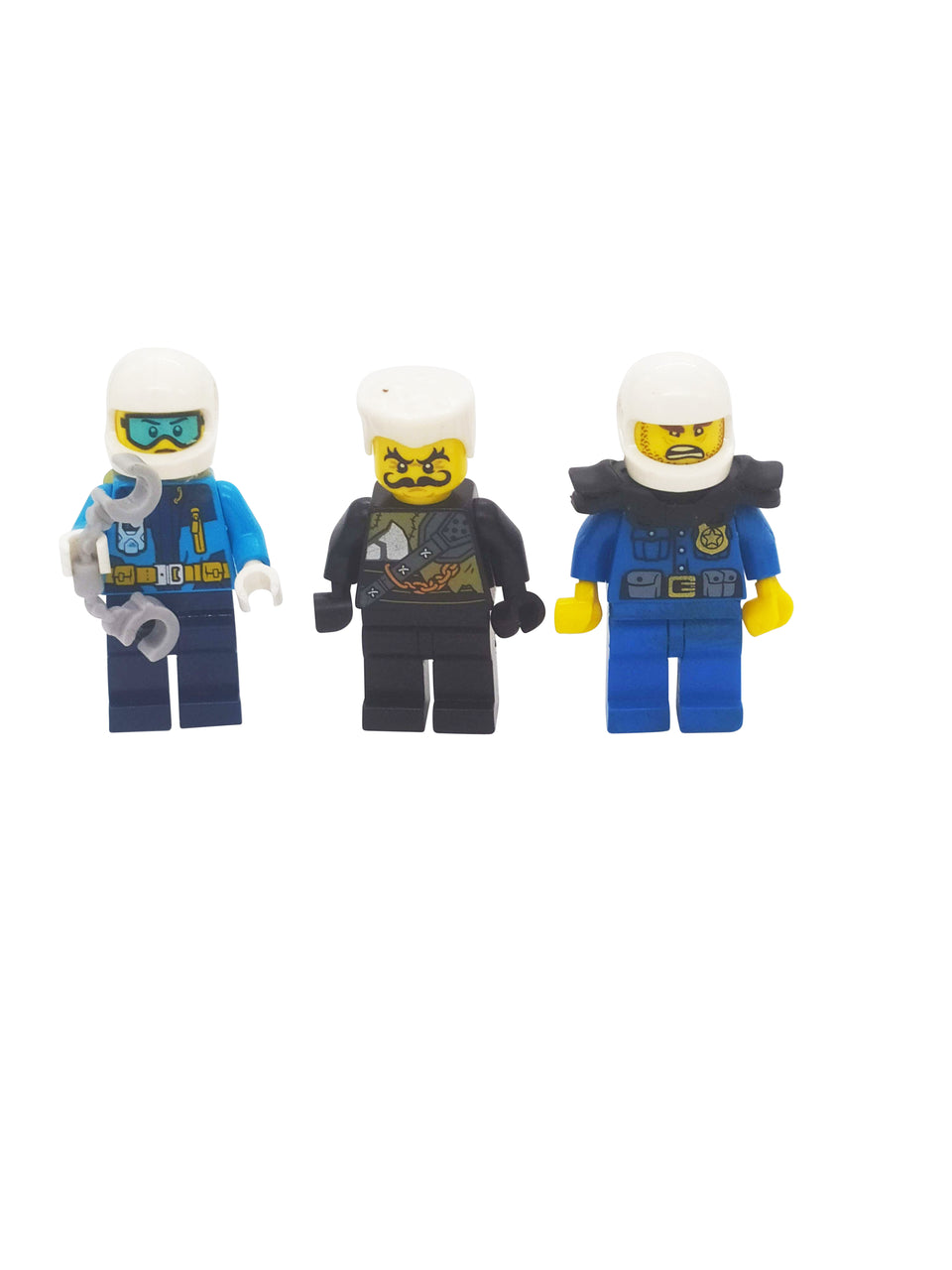 special Trio of minifigure lego #17