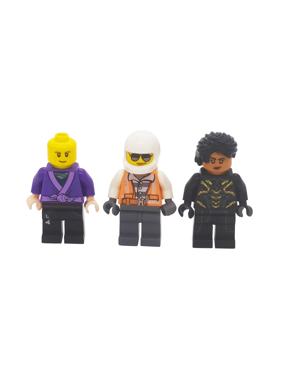 special Trio of minifigure lego #20