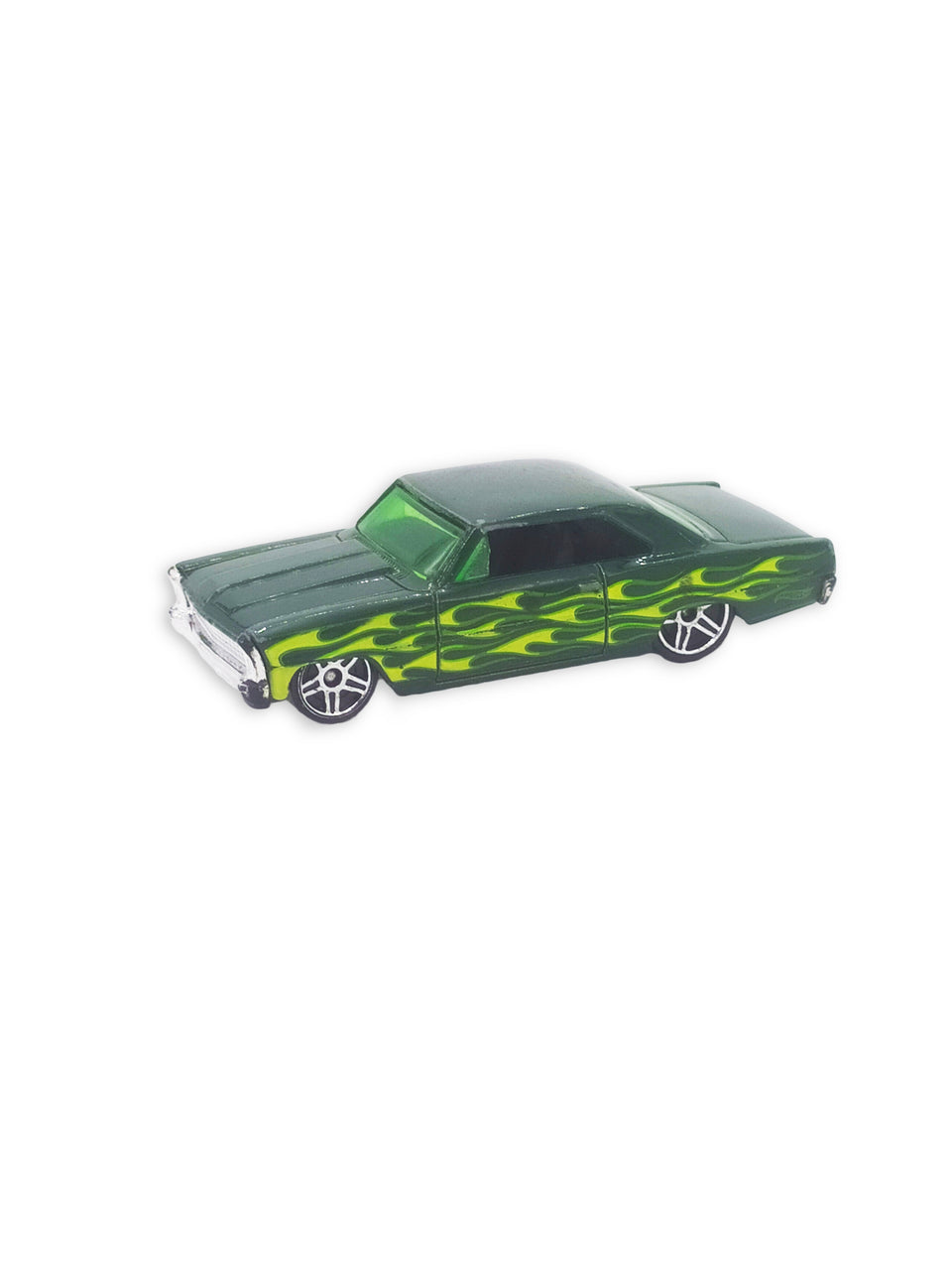 Cool Green Car