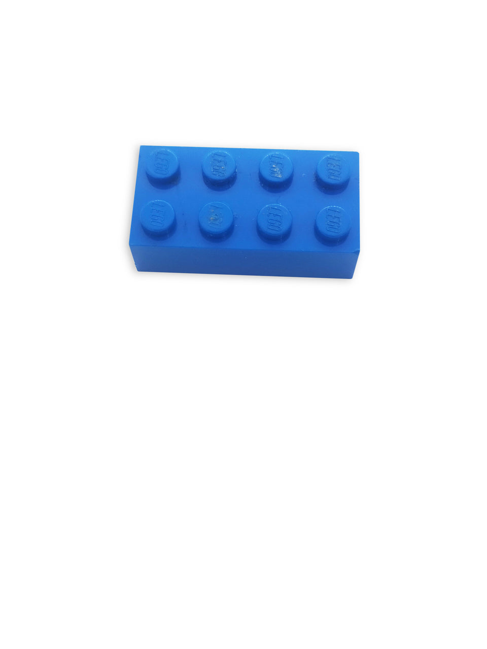 Blue Lego Bag